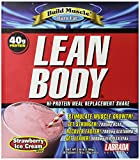 Labrada Lean Body, Strawberry, 20-Count