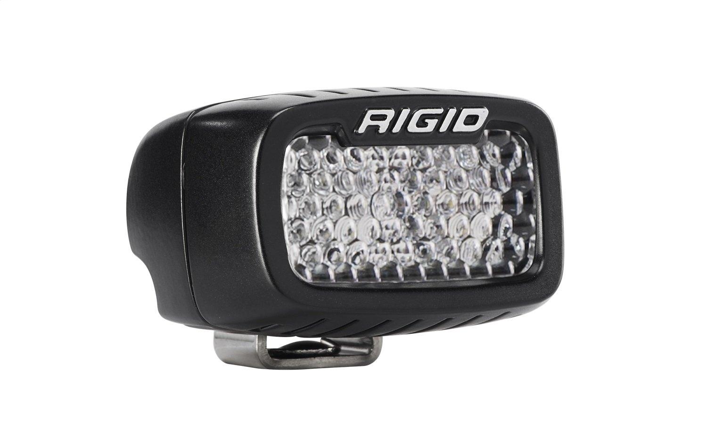 Rigid Industries 90211 SR-M-Flood Series Amber 4 Spot//Flood Combo LED Light Bar