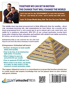 Entrepreneur Unleashed from Legacy Unleashed Press, Inc.