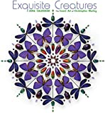 Exquisite Creatures 2016 Calendar: The Insect Art of Christopher Marley