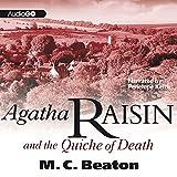Bargain Audio Book - Agatha Raisin and the Quiche of Death