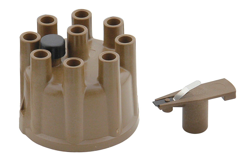 ACCEL 8320 Distributor Cap and Rotor Kit - Tan nobrandname ACC 8320