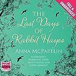 The Last Days of Rabbit Hayes | Anna McPartlin