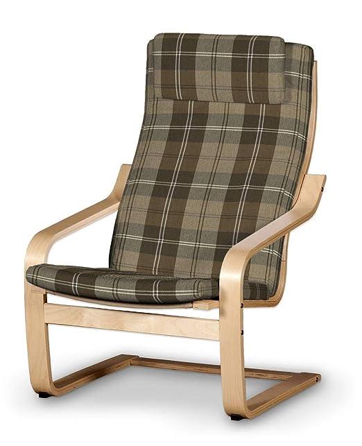 Dekoria Fire retarding reposacabezas de IKEA poäng sillón ...
