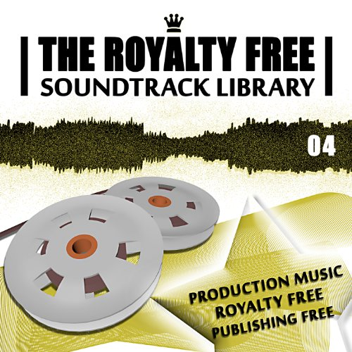 Royalty Free Production Music Library - The Royalty Free Soundtrack Library, Vol. 4 - Publishing Free Production Music