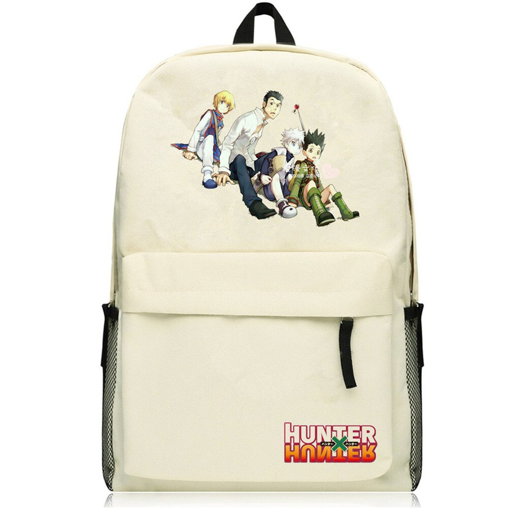 79c93ccc1a 80%OFF YOYOSHome Anime Hunter X Hunter Cosplay Bookbag Messenger Bag  Backpack School Bag