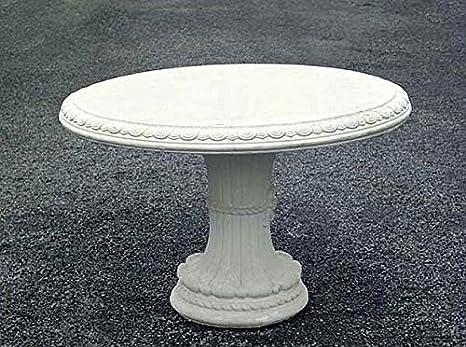 Tavoli Da Giardino In Pietra.Tavolo Pietra Tavolo Tavolo Da Giardino O 125 Amazon It Giardino