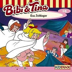 Das Zeltlager (Bibi und Tina 10)