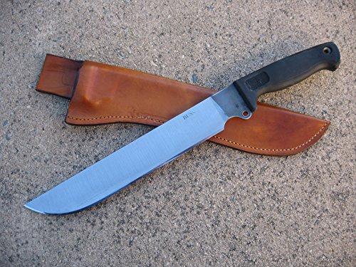 BUSSE Combat Knife Company Basic 11 Knife Custom Molded Leather Sheath -