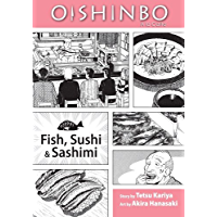 Oishinbo: Fish, Sushi and Sashimi, Vol. 4: A la Carte