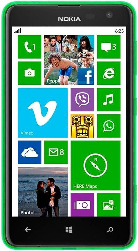Nokia Lumia 625 8GB 4G Verde - Smartphone (11,94 cm (4.7