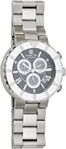 Christian Geen Analog Watch For Men - Stainless Steel, Silver - 9023Gbs-Wh