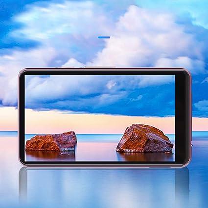 Reproductor MP4, 4 Pulgadas WiFi Táctil Reproductor Música MP4 Digital Soporte Tarjeta TF Reproductor MP4 Portátil Bluetooth Multifuncional para Viajes, Deportes, Actividades al Aire Libre: Amazon.es: Electrónica
