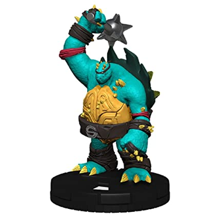 Heroclix TMNT Heroes in Half Shell #022 Slash Miniature Figure Complete with Card