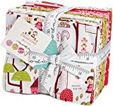 Stacy Iest Hsu Just Another Walk In The Woods 22 Fat Quarter + 1 Panel Bundle Moda Fabrics 20520AB