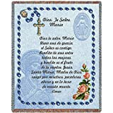 Pure Country Hail Mary Spanish Blanket Tapestry Throw