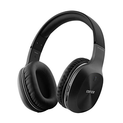 Edifier W800BT Auriculares Con Y Sin Cable Gaming Computer Headset Deportes Auriculares iOS Android (Negro