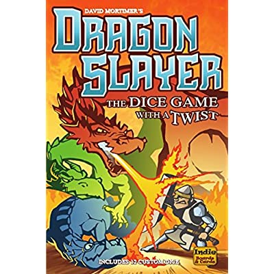 Dragon Slayer Board Game: Toys & Games