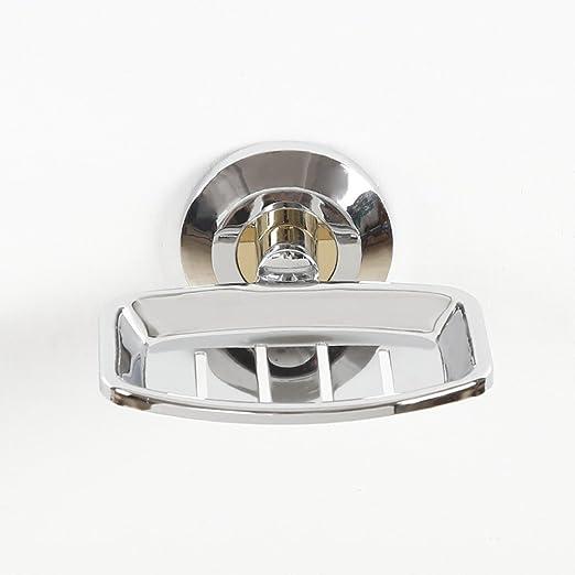 R&Y Caja de jabón de Acero Inoxidable Simple Cuadrada ...