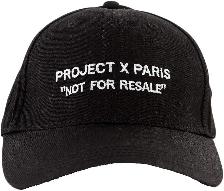 Project X Paris Casquette Ajustable Not for Resale