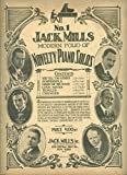 img - for Jack Mills Modern Folio of Novelty Piano Solos, No. 1 book / textbook / text book