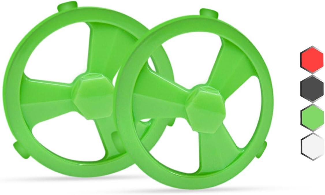 Sphero Ollieスタントハブ - ブラック - Hexnub(Green)によってトリック用に構築された