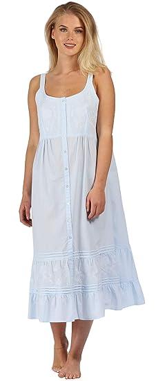 bacdaa1cf8 The 1 for U 100% Cotton Nightdress - Ruby  Amazon.co.uk  Clothing