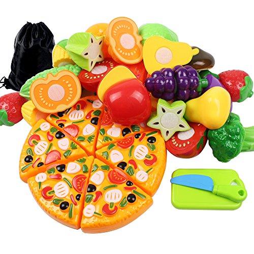 kids play kitchen food - 5