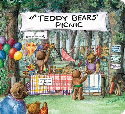 The Teddy Bears' Picnic (Classic Board Books) Celebration Teddy Bear