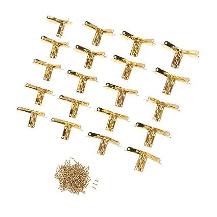 LOVIVER 20 Unids Joyería Caja De Exhibición De Cofre Reloj ...