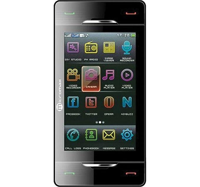 micromax mobile x600
