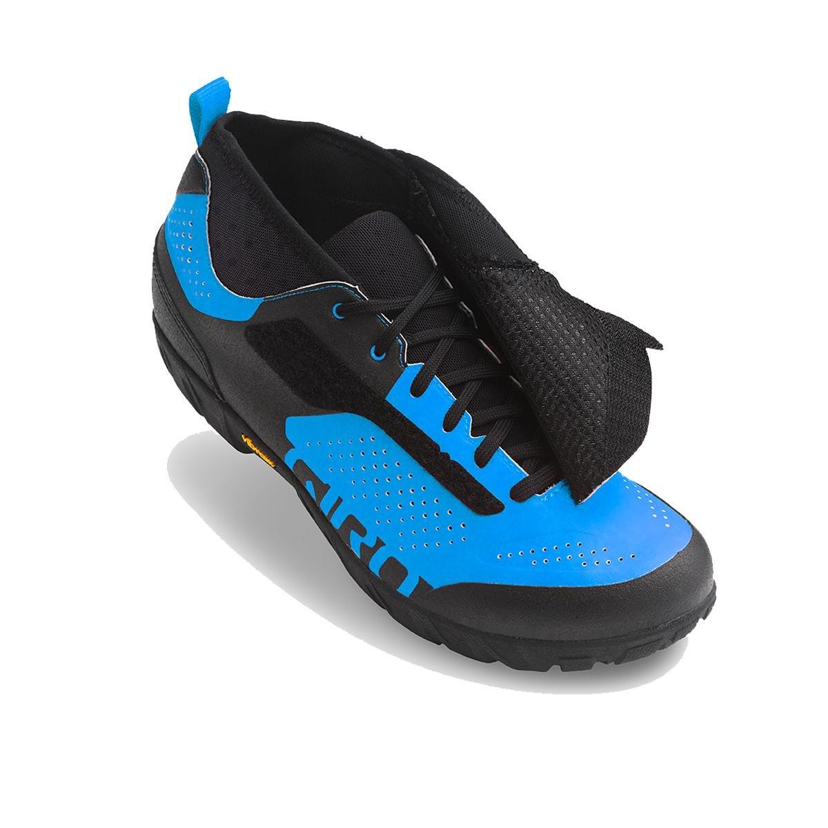 Giro Terraduro Mid MTB Shoes B01LZFU2S4 49|Blue Jewel/Black