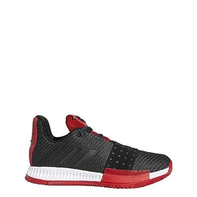 767976cab65f adidas Harden Vol. 3 Shoe - Junior s Basketball Core Black Grey Scarlet