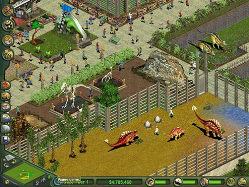 zoo tycoon dinosaur digs demo