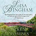 Silken Promises Audiobook by Lisa Bingham Narrated by Beth Wendell