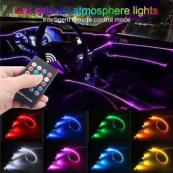 TABEN Luce Ambientale Telecomando RGB Lampada per Atmosfera Auto