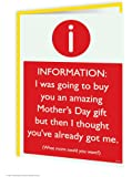 Mothers Day Amazing Gift Card