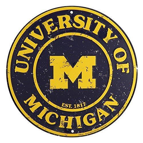 (Redeye Laserworks University of Michigan Wolverines 12