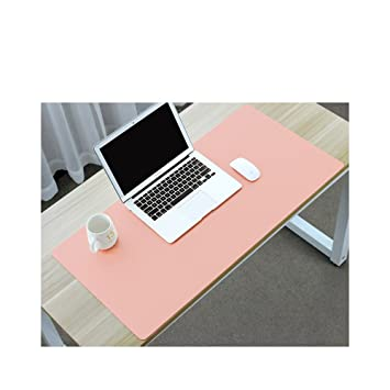 cojín de escritorio de cuero - mouse / escritura / teclado de ...