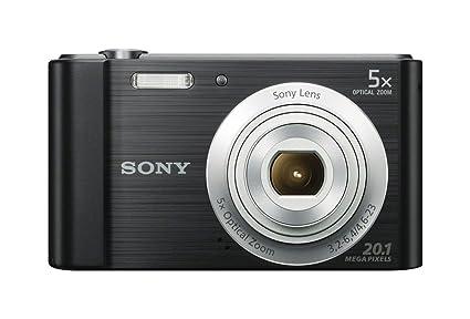 amazon com sony dscw800 b 20 1 mp digital camera black camera rh amazon com Sony Cyber-shot 7.2 Manual DSC W55 Sony Cyber-shot 7.2