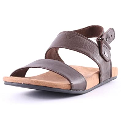 f5a5ec577c5 TOMS Moreno Sandal Leather Brown (Spring   Summer 15) 11  Amazon.co ...
