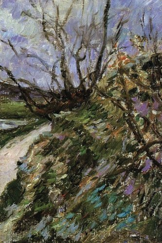 """Download """"River Bank in Winter"""" by Paul Gauguin: Journal (Blank / Lined) (Art of Life Journas) pdf epub"""