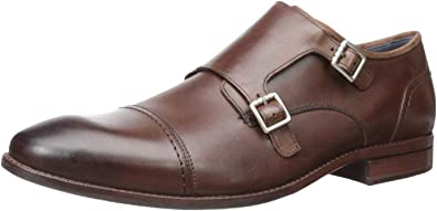 Warner Grand Monk-Strap Loafer