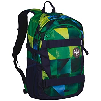 8cb7de4fe55f3 Chiemsee Casual Daypack Hyper 32 liters Green (SQUARE BLAZING) 5060020