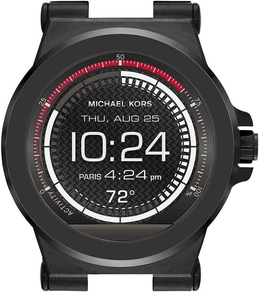 Michael Kors Reloj para Hombre de Digital con Correa en Silicona ...