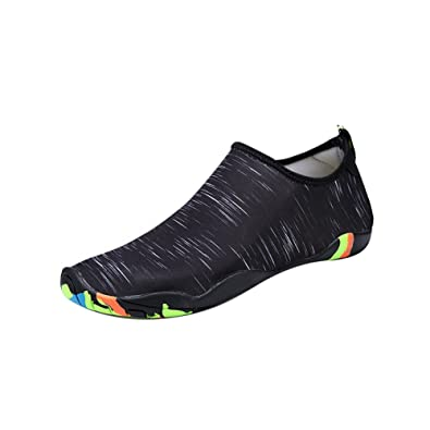 Men and Women's Barefoot Quick-Dry Water Sports Aqua Shoes Wave 45-46
