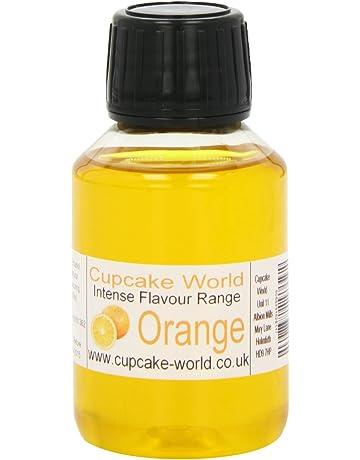 Cupcake World Aromatizante Alimentario Naranja - 100 ml