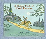 A Picture Book of Paul Revere, David A. Adler, 0823411443