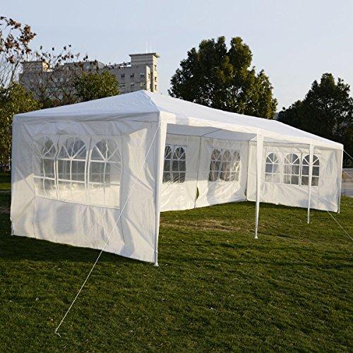 Winixson 10 X30 Canopy Party Wedding Outdoor Tent Heavy