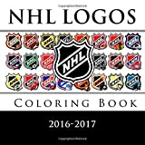 NHL Logos Coloring Book: All 30 National Hockey League team logos to color - Excellent book for children that would make a perfect birthday present / gift idea.